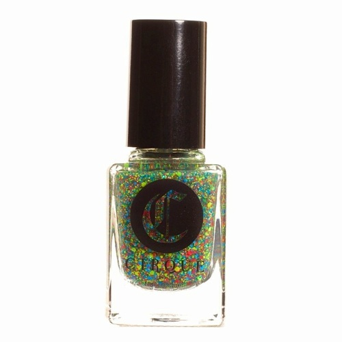 cirque:Arcus collection: electric-circus polish