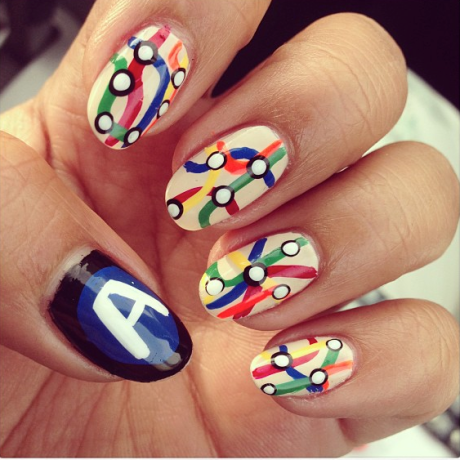 raqstarnails:A-train