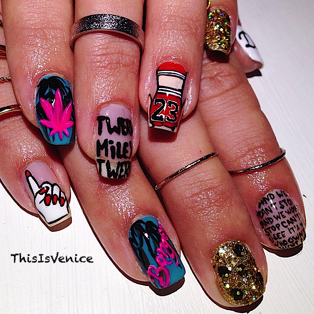 122 Nail Art Designs That You Won T Find On Google Images: Cunnt Claws © 2023