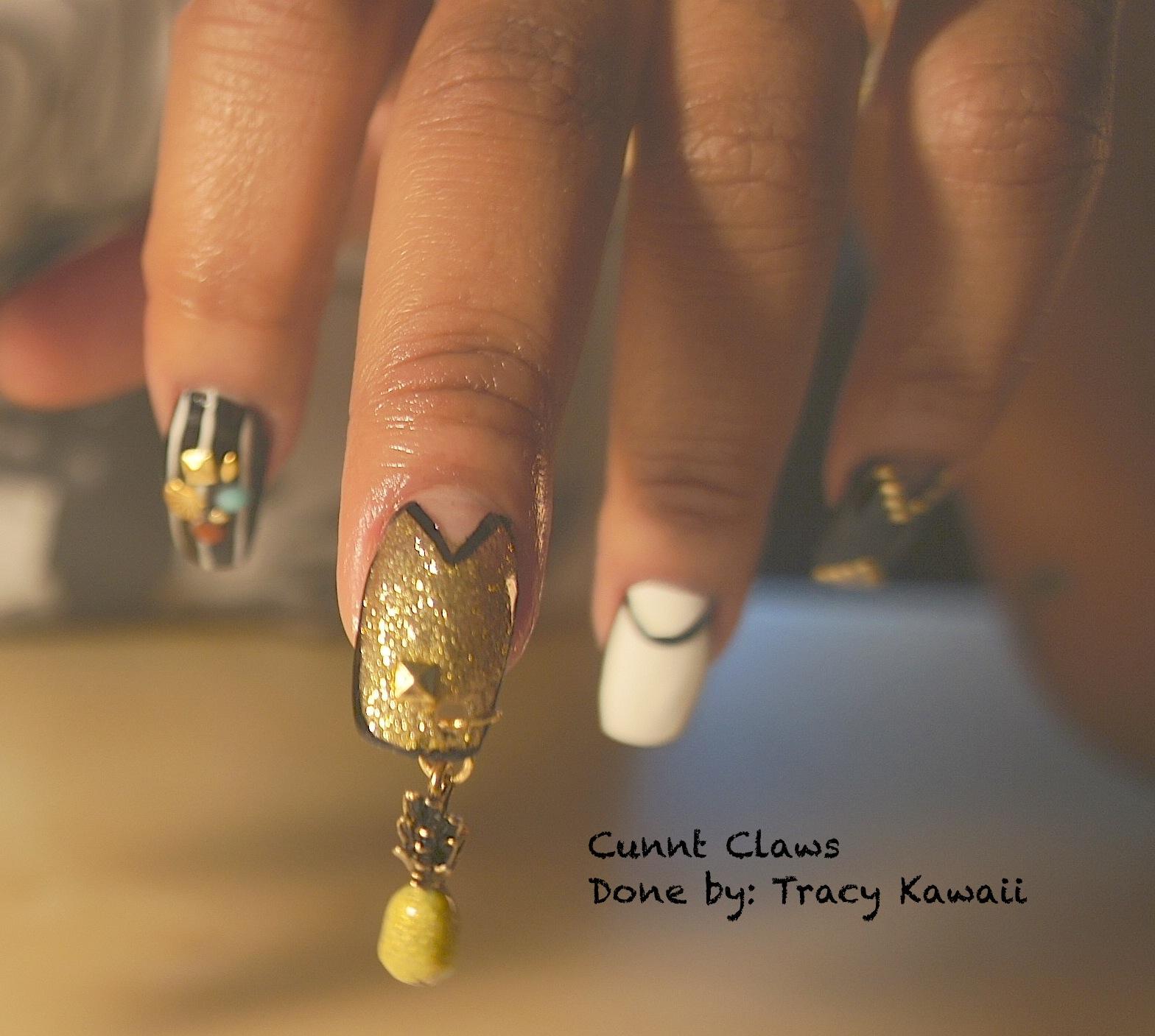 Nail Pierce   Cunnt Claws © 2023