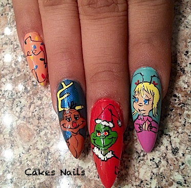 Cakes Nails 2