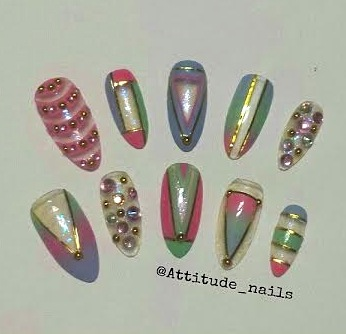 Attitude Nails