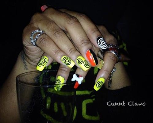 cunnt claws 1