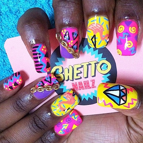 ghetto nailz- blog 17