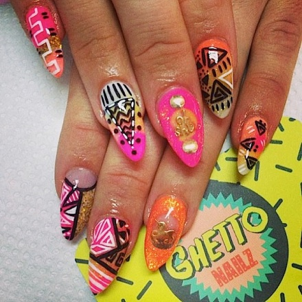 ghetto nailz- blog 8