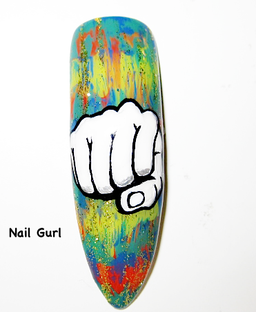 nail gurl : power punch