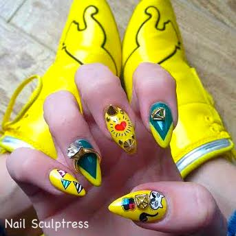 nail sculptress