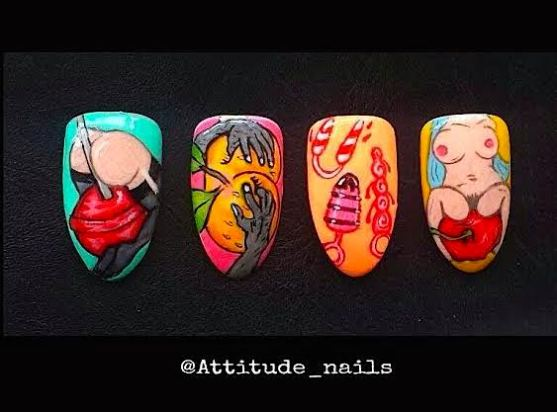 Attitude Nails:AC