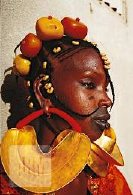 new50: Amber and gold adornment, Mopti